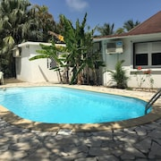 House With 3 Bedrooms in Saint François, With Private Pool, Enclosed Garden and Wifi - 300 m From the Beach
