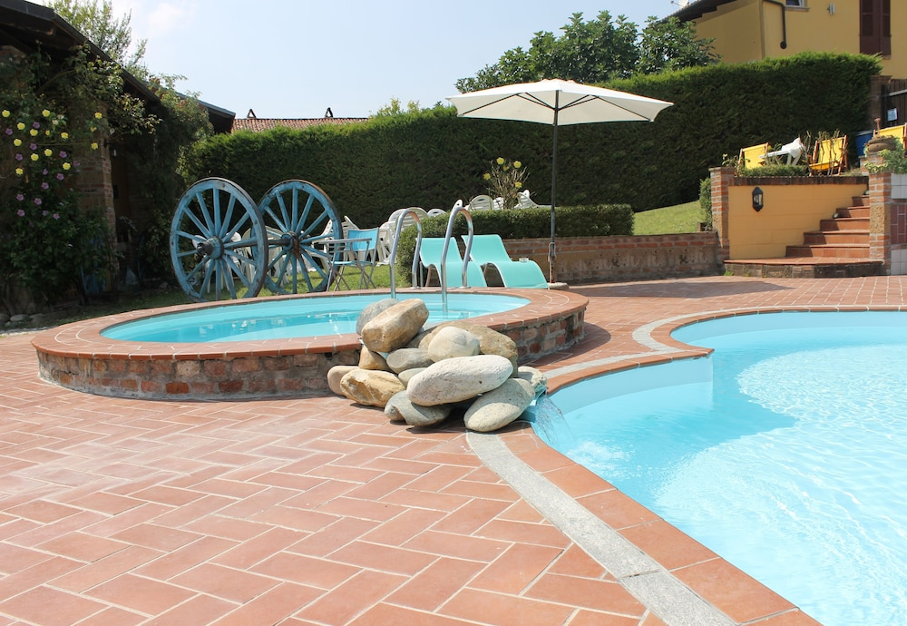 Pool, Barbera's Home