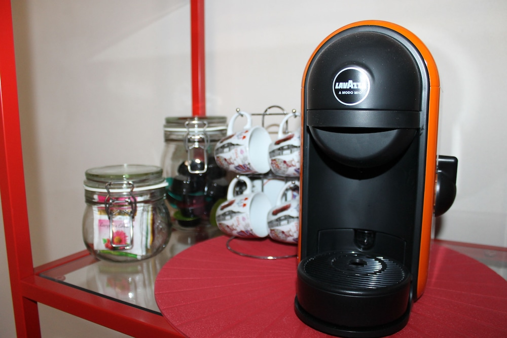 Coffee and/or Coffee Maker, Barbera's Home