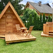J-Max apartments and glamping houses