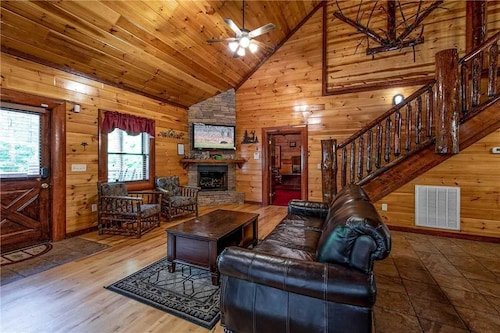 Great Place to stay A New Beginning - Five Bedroom Cabin near Cosby