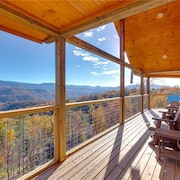 Great Smoky Lodge - Seven Bedroom Cabin
