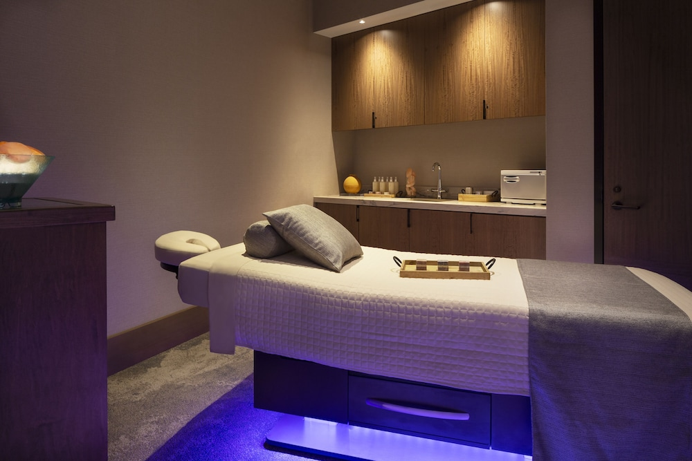 Spa, Grand Hyatt at SFO