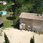 3 Epis Gite in the Cevennes, Quiet, Independ., Private Pool, Close Shopping Area