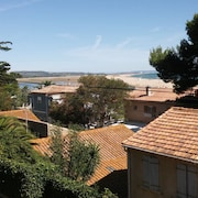 La Franqui. Appt 42m2. 50 m. From the Beach.balcony With Nice sea View. Wifi