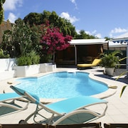Mabouya Villa. Rent With Private Pool A St Francois