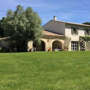 Uzes, Luxurious Architect Air- Conditioned Villa With Swimming-pool