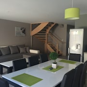 Berck House 200m Beach View of the Dunes, + Garden + Terrace, 2 to 5 People