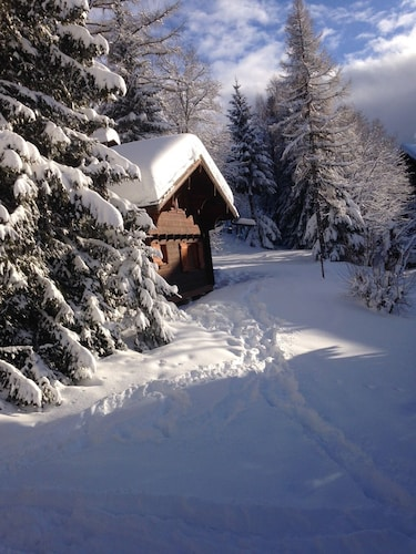 Rent Chalet in Megeve 5 Minutes Walk From the Mont D'arbois Cable car