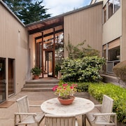 Updated Midcentury Located Minutes From all Pebble Beach Golf Courses