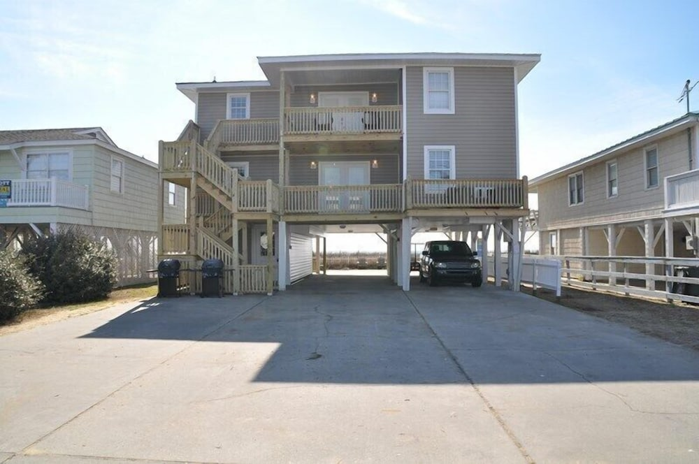 Oceanfront Pet Friendly House Cherry Grove North Myrtle Beach 2019