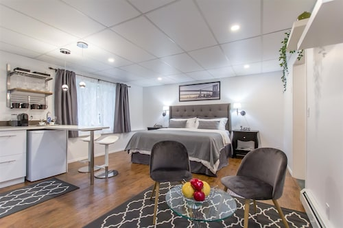 Modern King Size Guest Suite