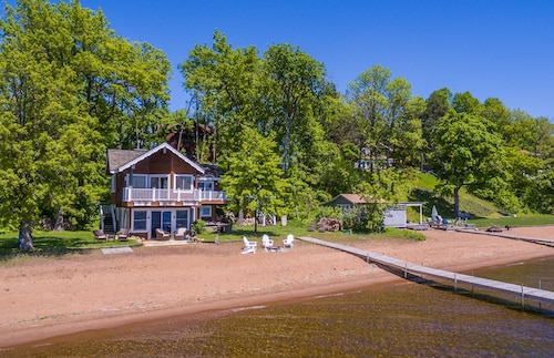 Coming Soon, Gull Lake Beachfront GEM Next TO Grand View Lodge