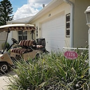 DOG Friendly-our Village Gem Closest Walk To Lake Sumter Golf Cart