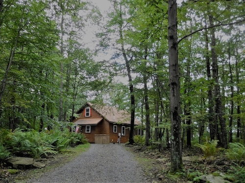 Boulder Ridge Cabin -a Private Chalet in the Woods