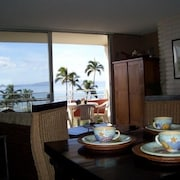 Awesome 2br/2ba and 1 Br/ba Condo by the Beach in Kihei, Maui