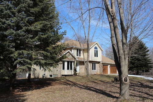 Large Home on Private Lake in Prior Lake