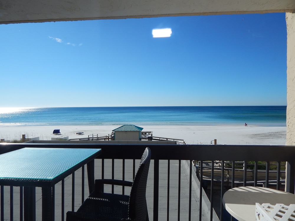Balcony, Beautiful Beach Front, Balcony Views, Paradise in Destin