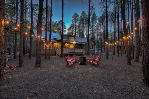 Newly Built Kid/pet Friendly Cabin in Pinetop Country Club