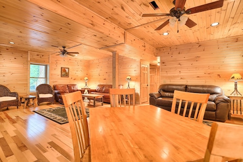Free Weeknite Through Dec-sugar Maple-chalets of Raystown-special Sept Pricing
