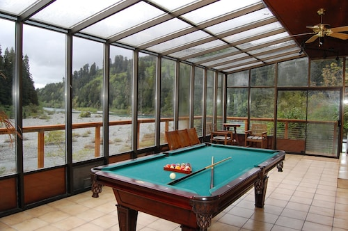 Newly Opened Redwood National Park Riverfront Retreat