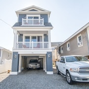 Brand New Beach House Only 3 Blocks to Manasquan Beach