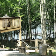 Your Family fun Begins Here, Driftwood Retreat