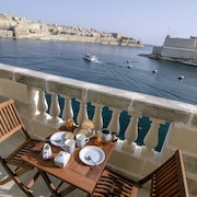 Probably the Best View In Malta