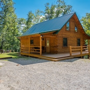 Beautiful pet Friendly Cabin Close to Cantwell Cliffs! Private Location!