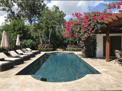Maison Du Sud - Luxury Tropical Oasis With Gorgeous Pool And Garden