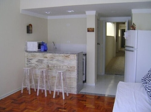 Kitchenette 70 Meters From the Beach Pitangueiras