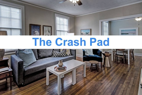 The Crash Pad: Your Home Away From Home