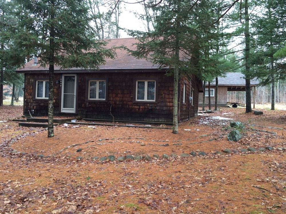 Exterior, Rustic Up North Cabin Minutes From The Au Sable River
