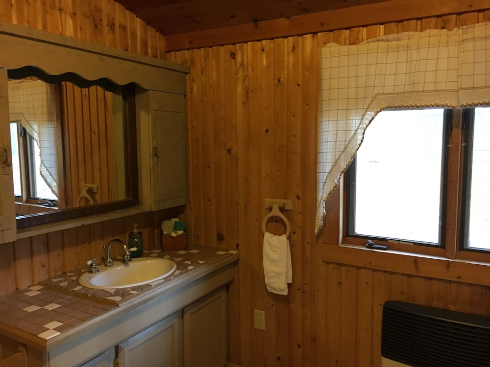 Bathroom, Rustic Up North Cabin Minutes From The Au Sable River