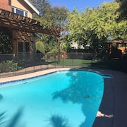 4 Bedrooms and 3 Full Bathrooms + Office in Walnut Creek. Great Yard With Pool!