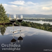 Orchidea Vendégház - Enjoy the Best View to the Danube!