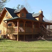 Camp-view Cabin W/lake Lure Swim Area -kayaks, Summer Rates Reduced!