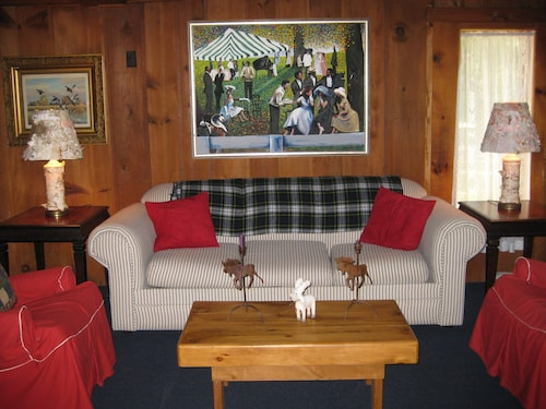 Awesome Authentic Adirondack Lodge Near Gore Mountain