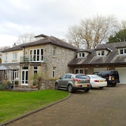 Self Contained Semi Open Plan Apartment In Beautiful South Lakeland Setting
