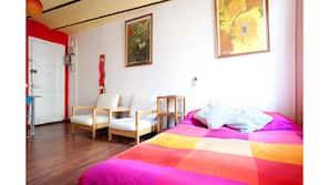 1 soveværelse, strygejern/strygebræt, Wi-Fi, sengetøj