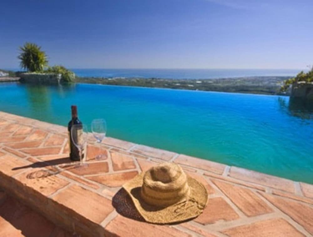 Featured Image, Luxurious finca with private infinity pool, 180° views on the Mediterranean