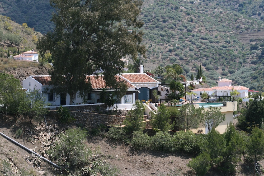 Exterior, Luxurious finca with private infinity pool, 180° views on the Mediterranean