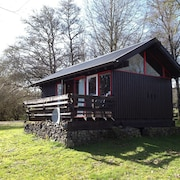 Cosy Cabin With Open Views of Loch Awe