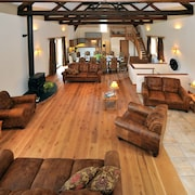 Large 5 Star Barn Conversion on Exmoor, Sleeping 16 Guests in 8 Ensuite Rooms