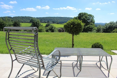 Tranquil Luxury Barn, Panoramic Views, Newly Refurbished - Within Organic Farm