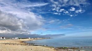 Beach nearby, beach towels