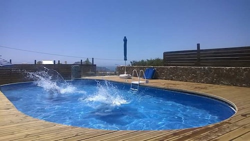 Villa With Private Pool AND Spectacular Scenic Views OF THE SEA AND Mountains
