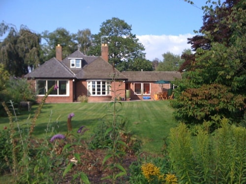 Self-catering Holiday Accommodation in Shrewsbury