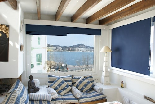 Luxury Penthouse in Historic Port of Ibiza
