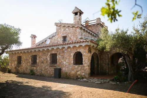 Country House Finca Jabalí for 9 People
